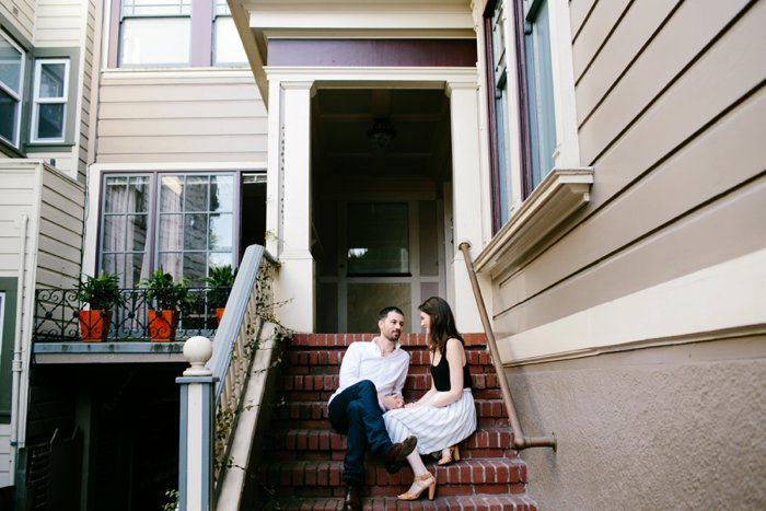 Intimate At Home Engagement Session_021