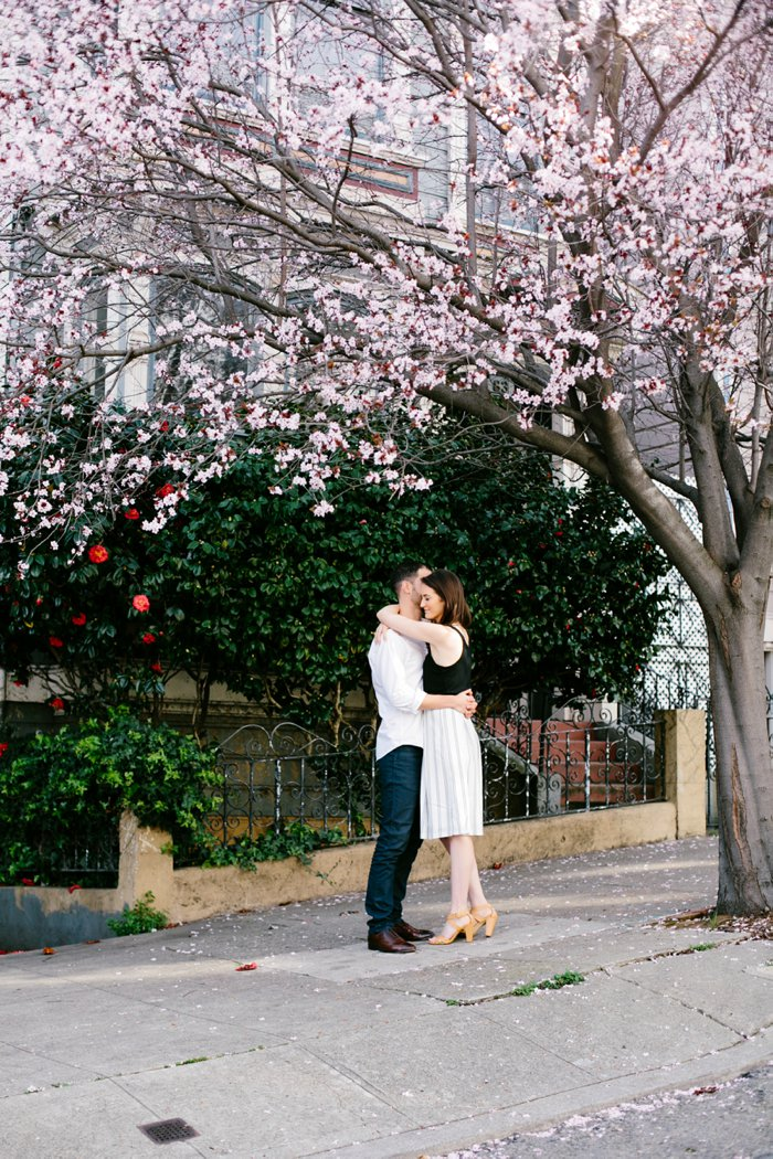 Intimate At Home Engagement Session_025