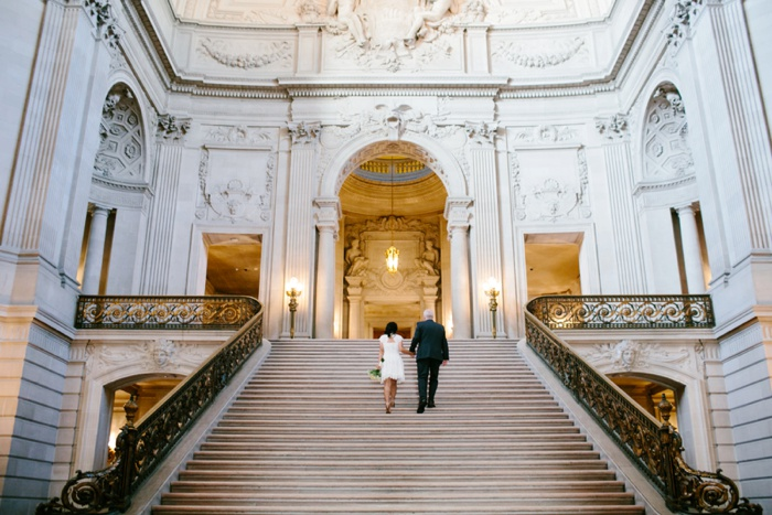 san francisco city hall wedding 002