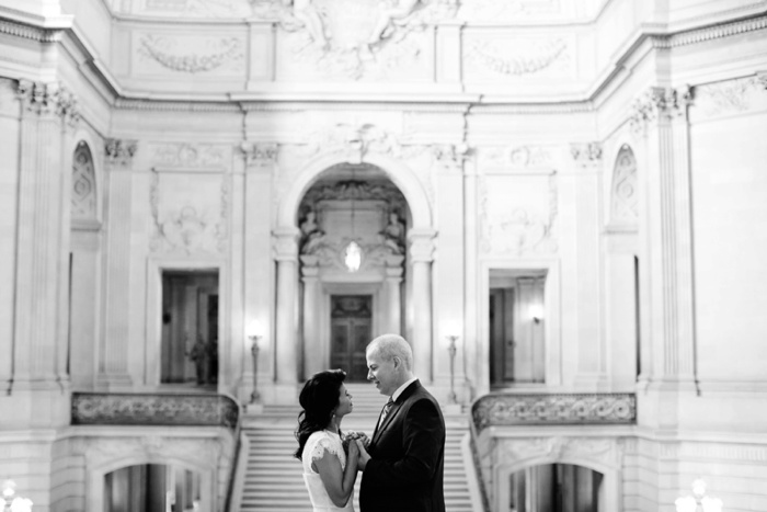 san francisco city hall wedding 006