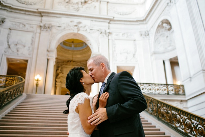 san francisco city hall wedding 049