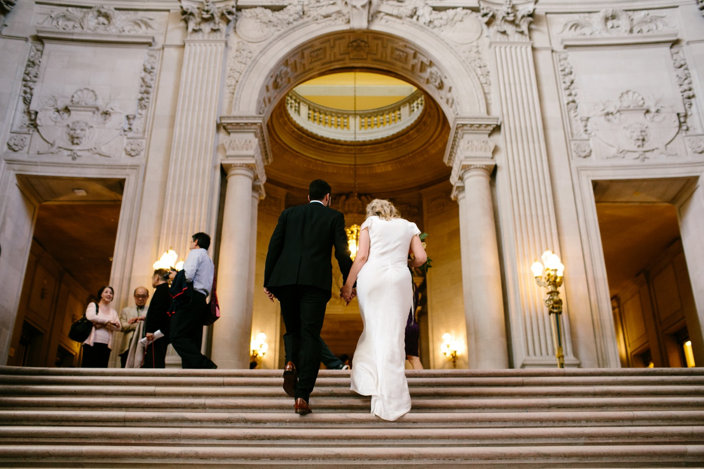 san francisco city hall wedding 039