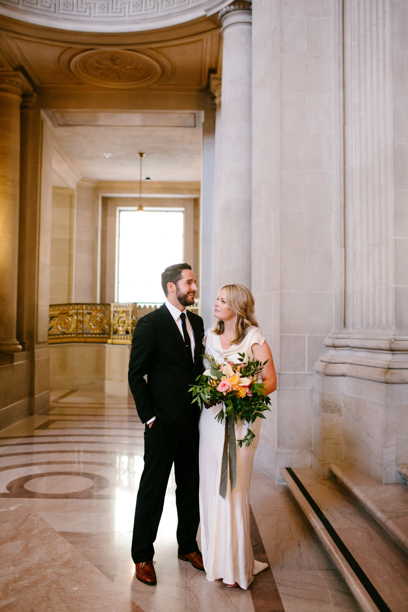 san francisco city hall wedding 041