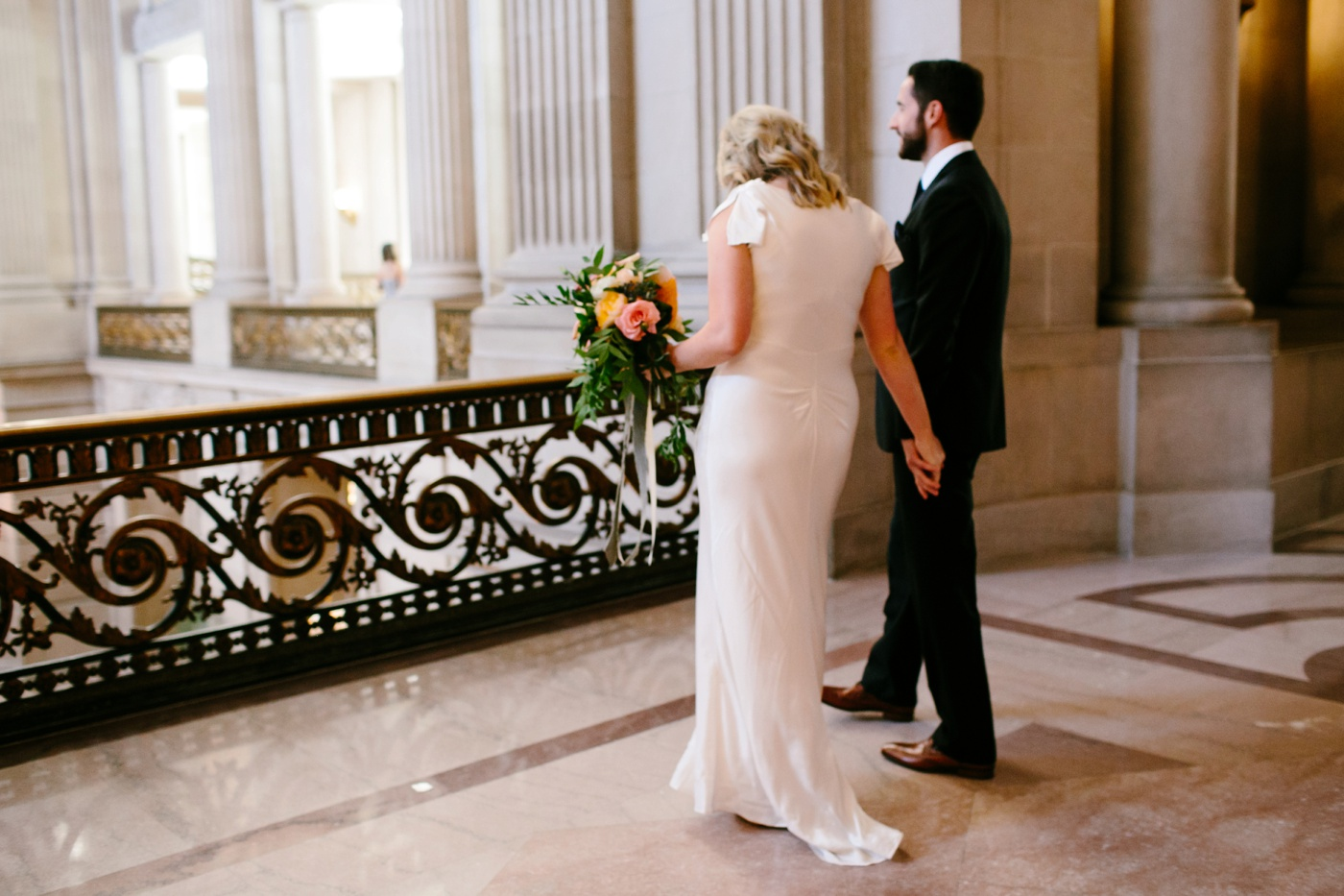 san francisco city hall wedding 042