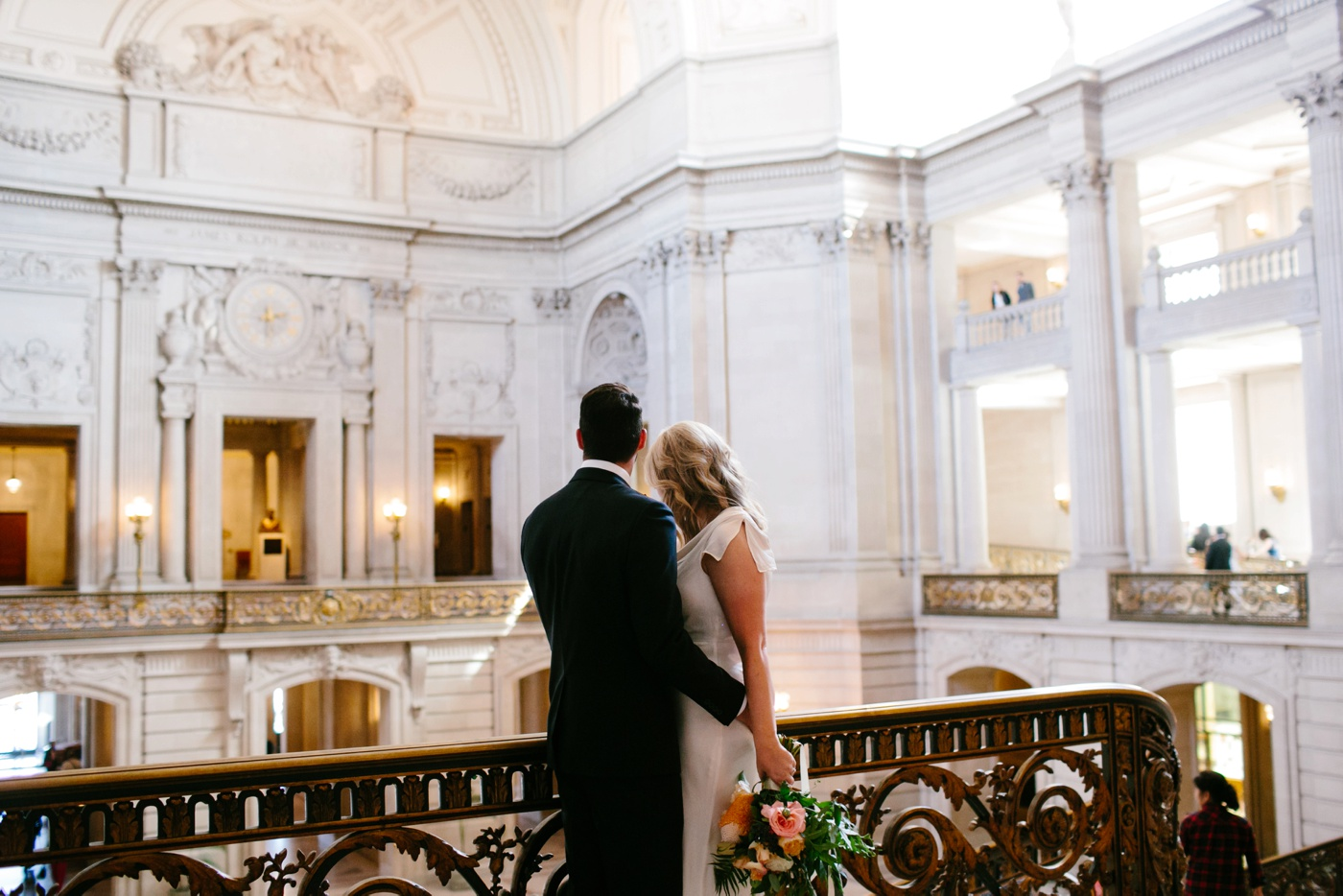 san francisco city hall wedding 055