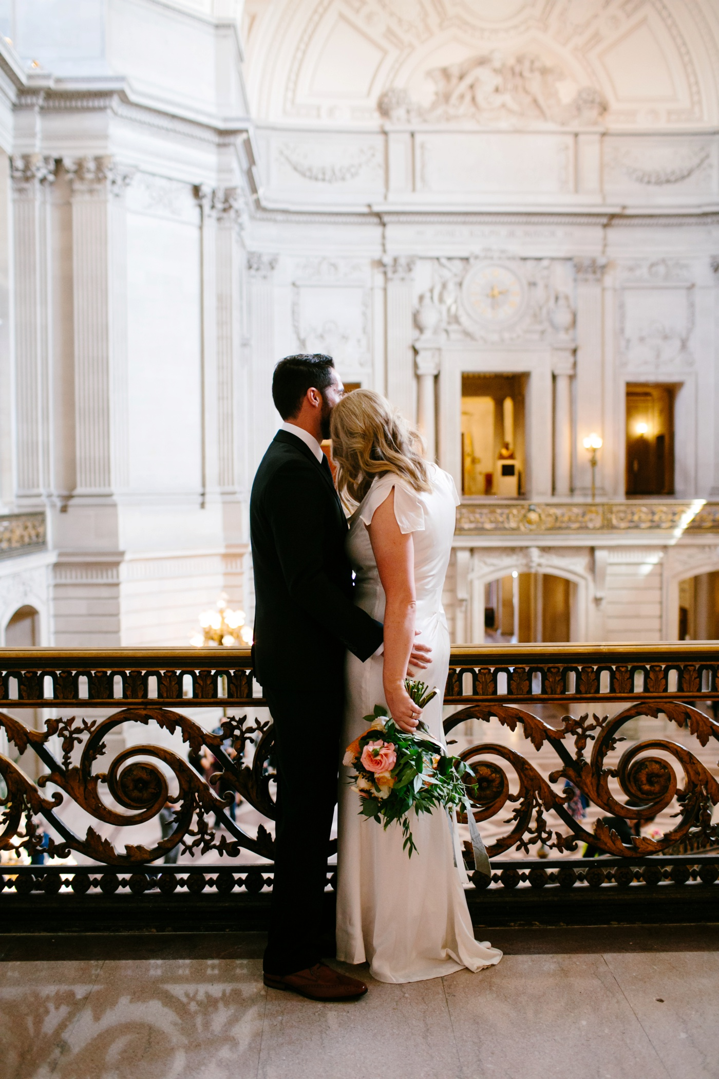 san francisco city hall wedding 056
