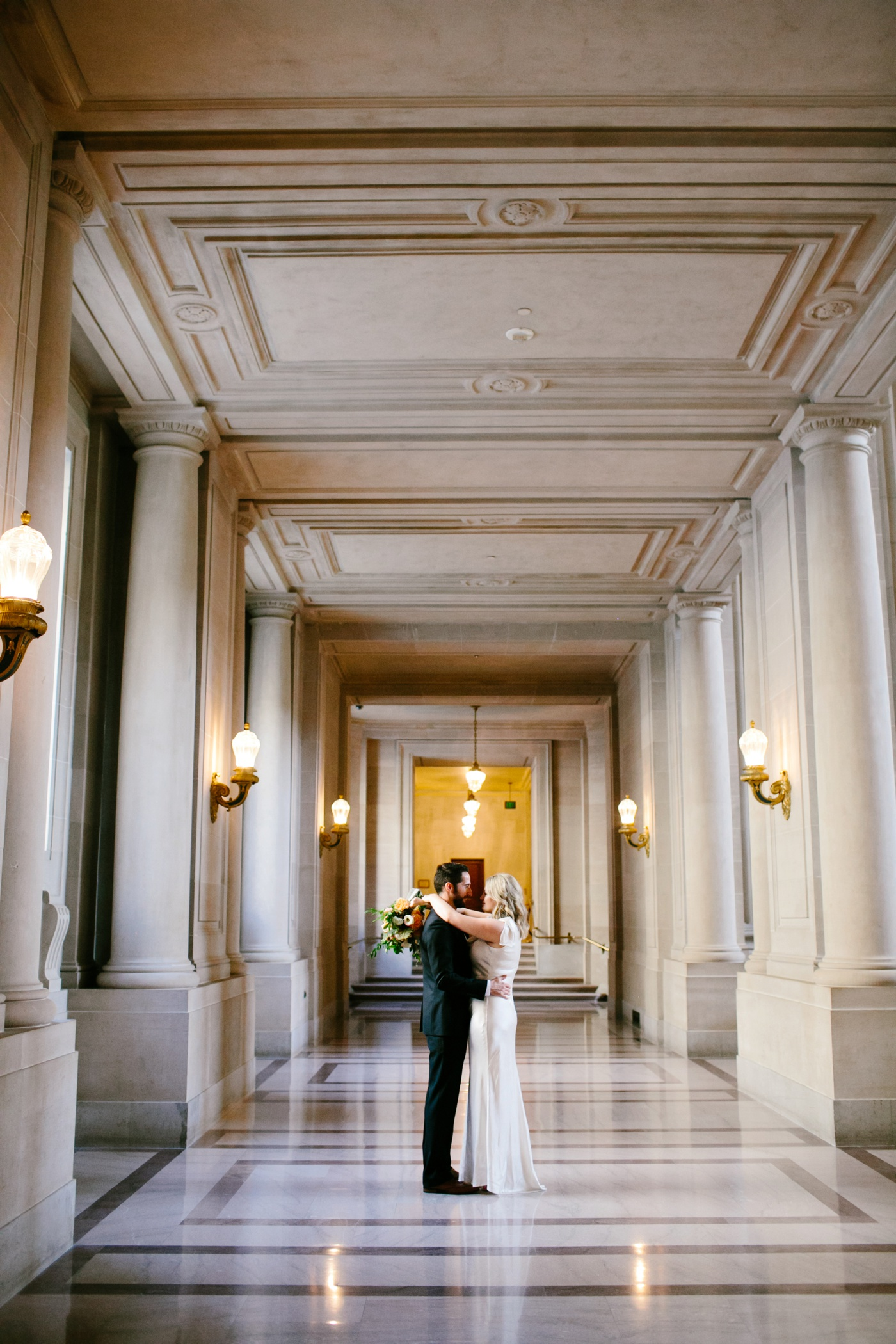 san francisco city hall wedding 057