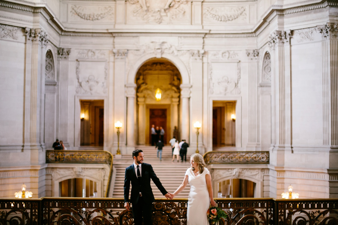 san francisco city hall wedding 063