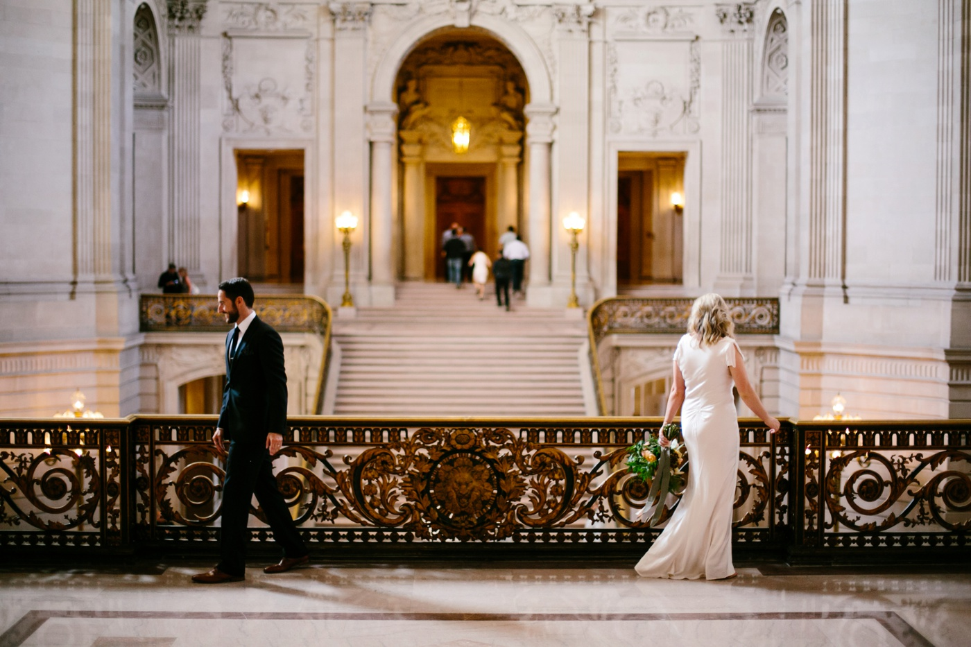 san francisco city hall wedding 064