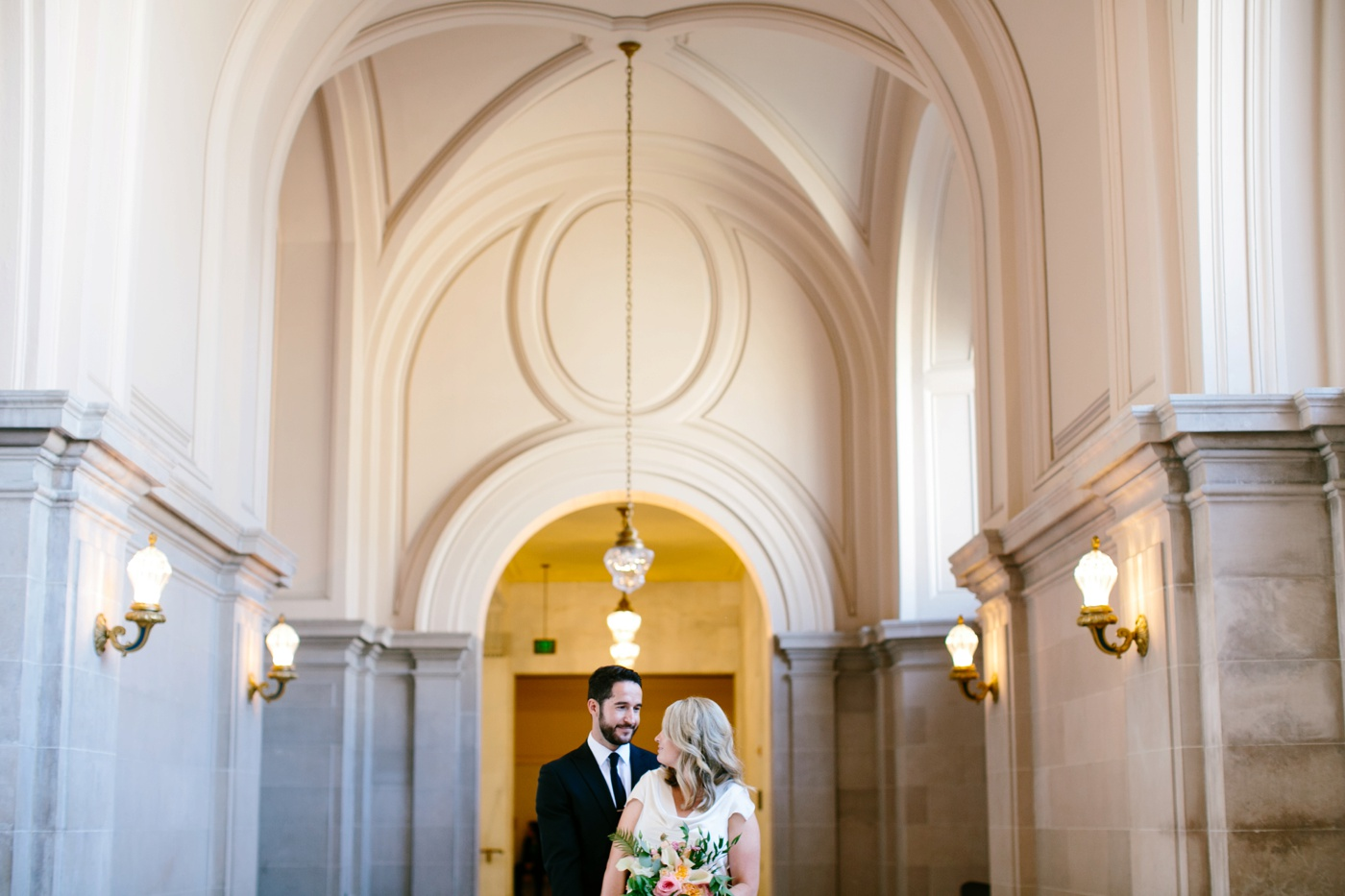 san francisco city hall wedding 068