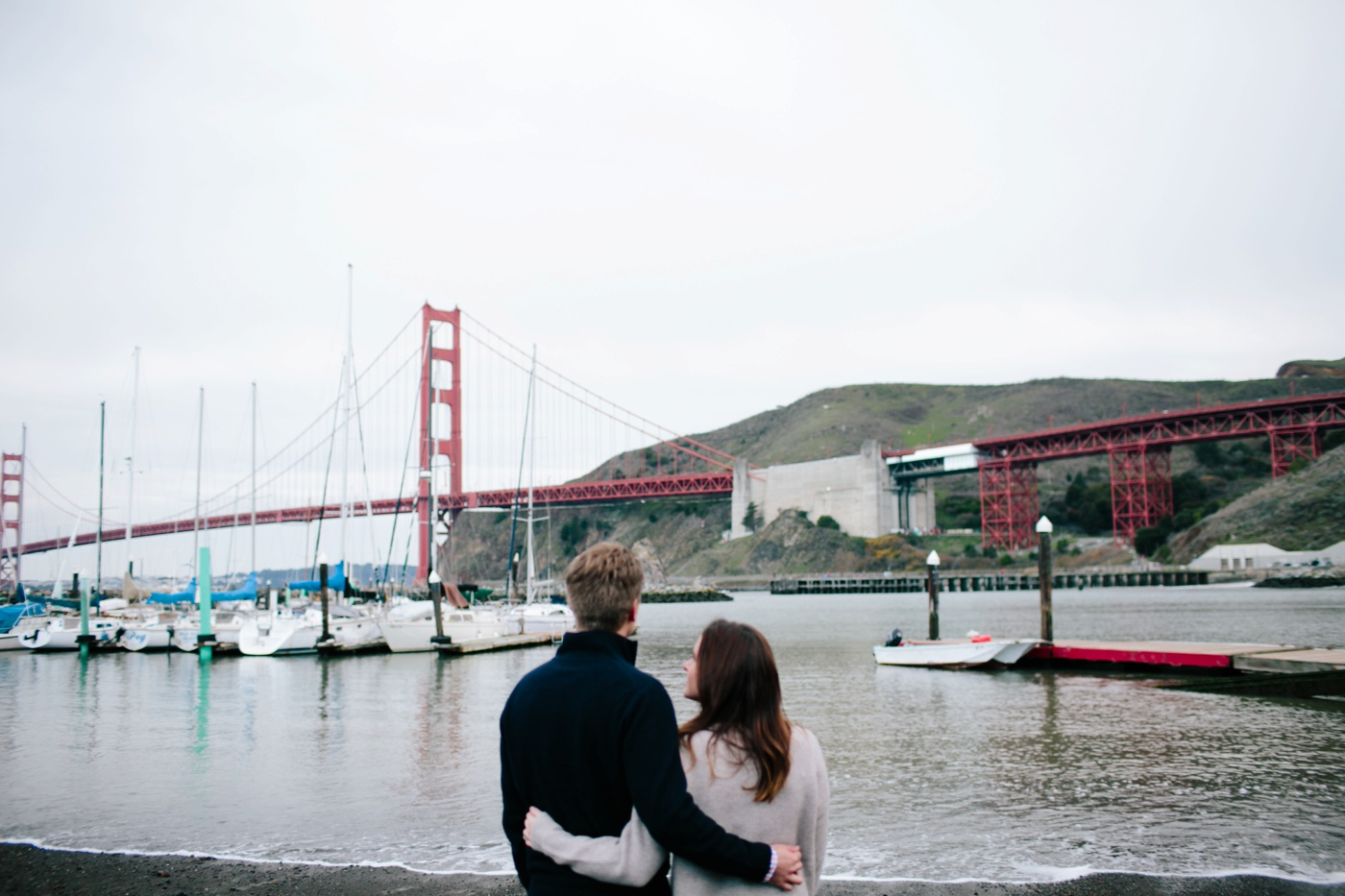 cavallo point engagement session _ 008