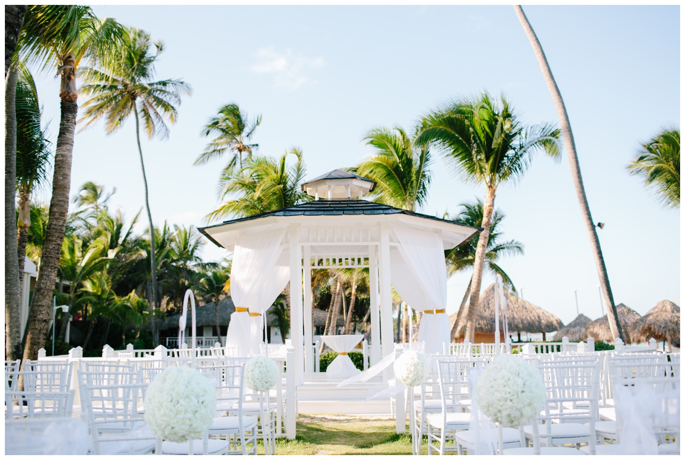 Paradisus wedding