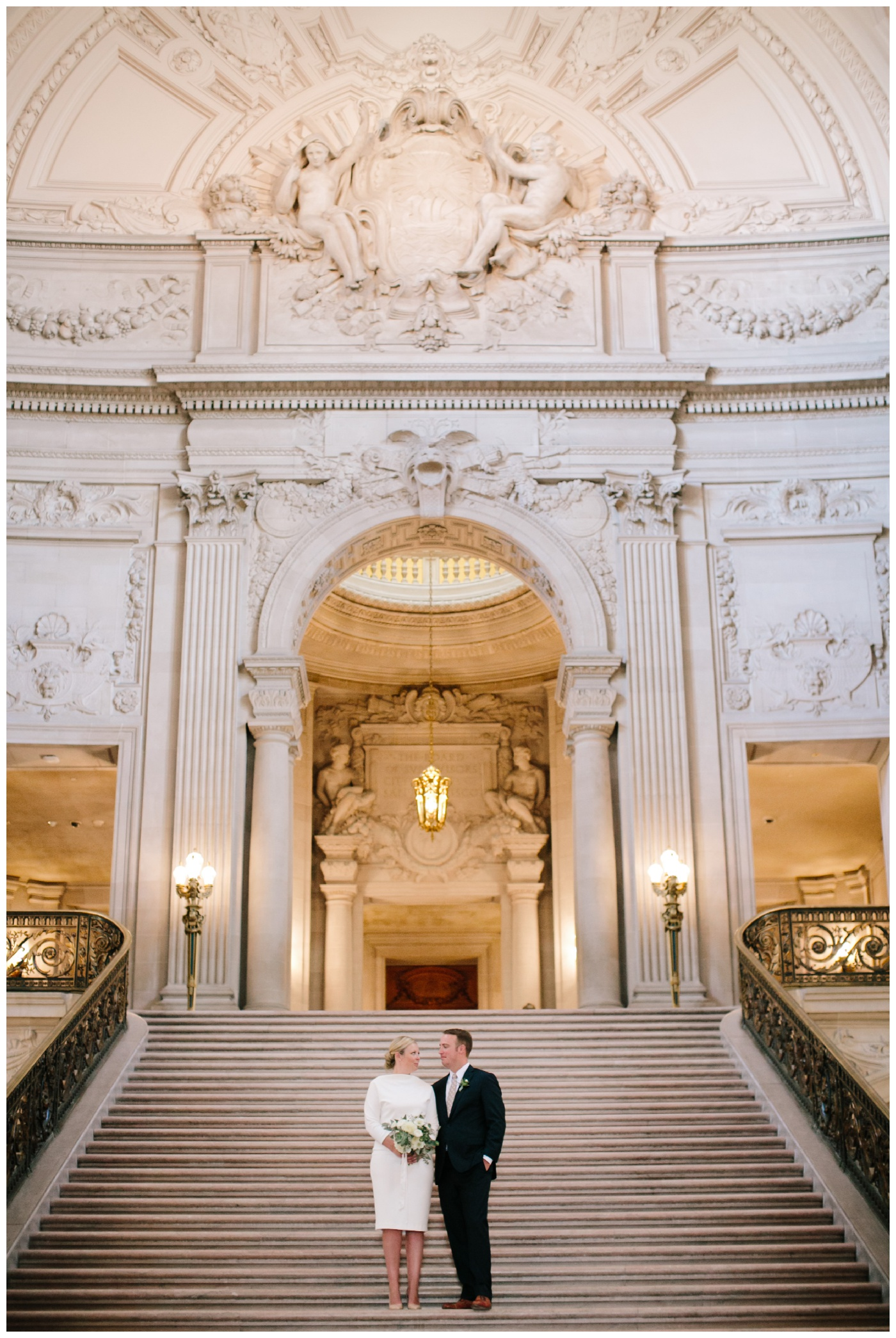san francisco city hall wedding presidio social club wedding 049