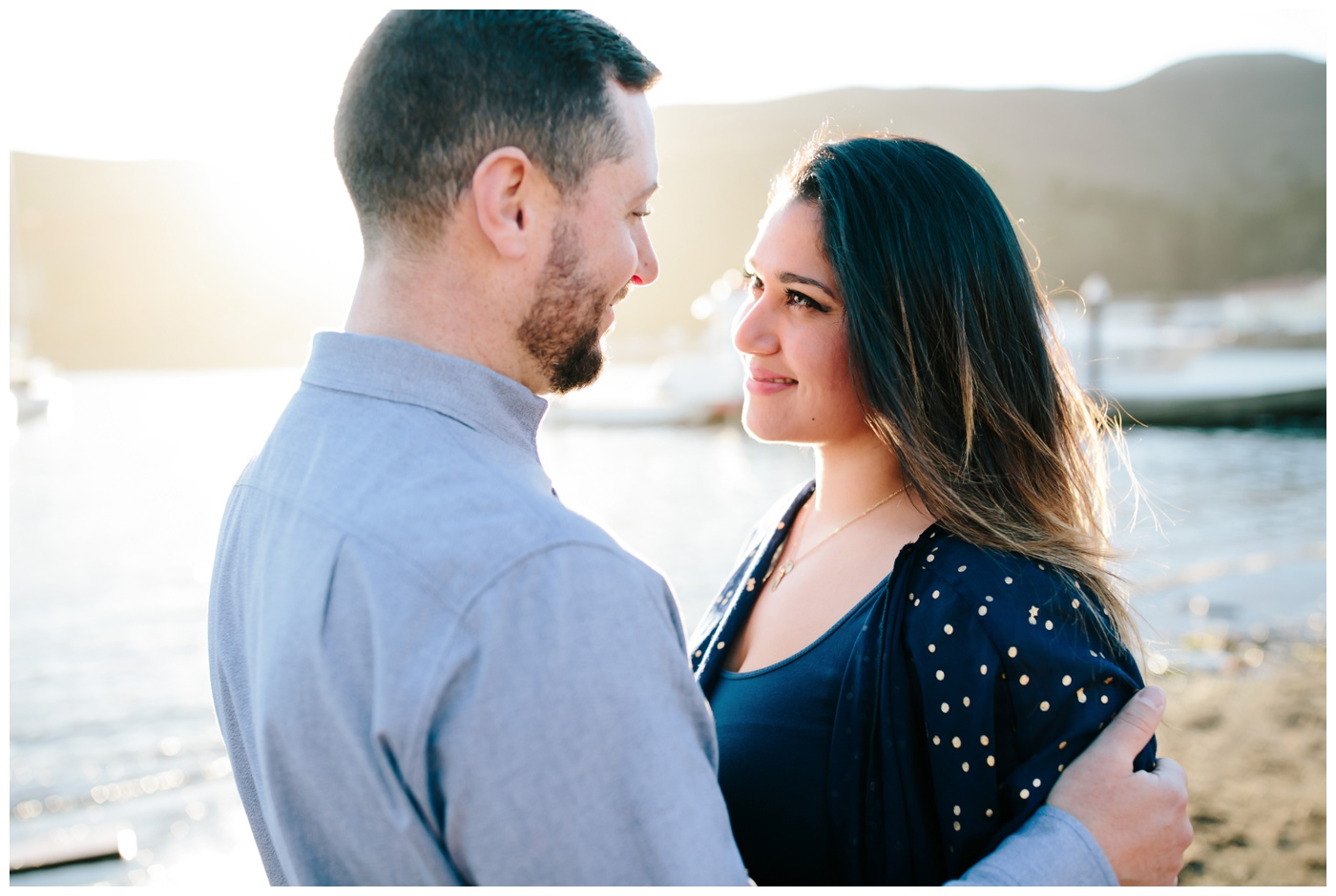 fort baker sausalito engagement session