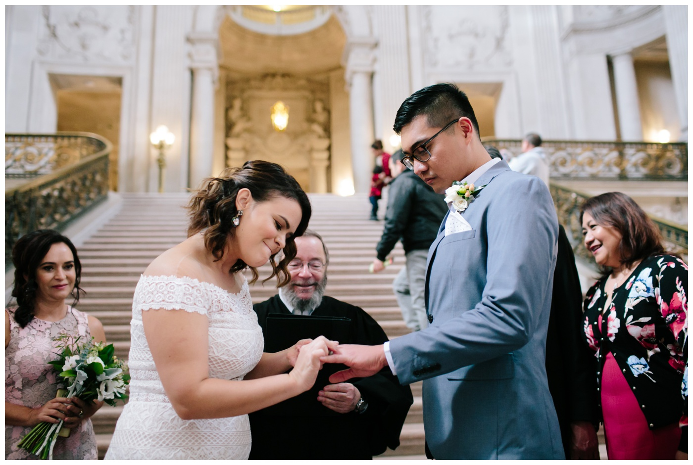 san francisco city hall wedding sf city hall elopement 035